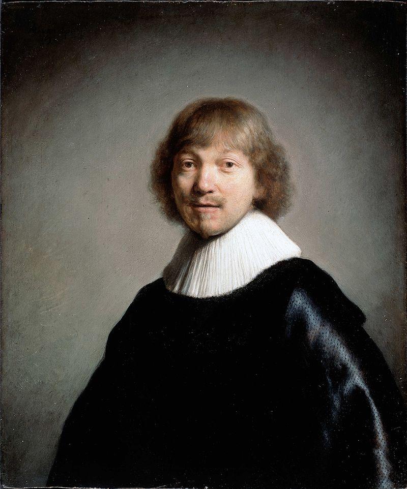 Rembrandt Harmensz van Rijn - Jacob III. de Gheyn, 1632