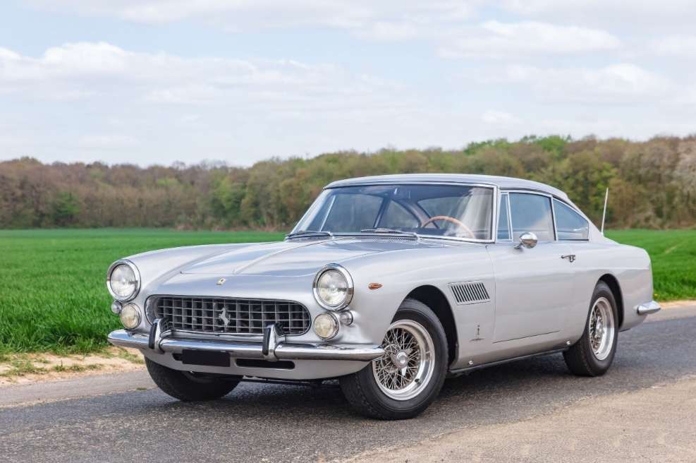 FERRARI 250 GTE 1963