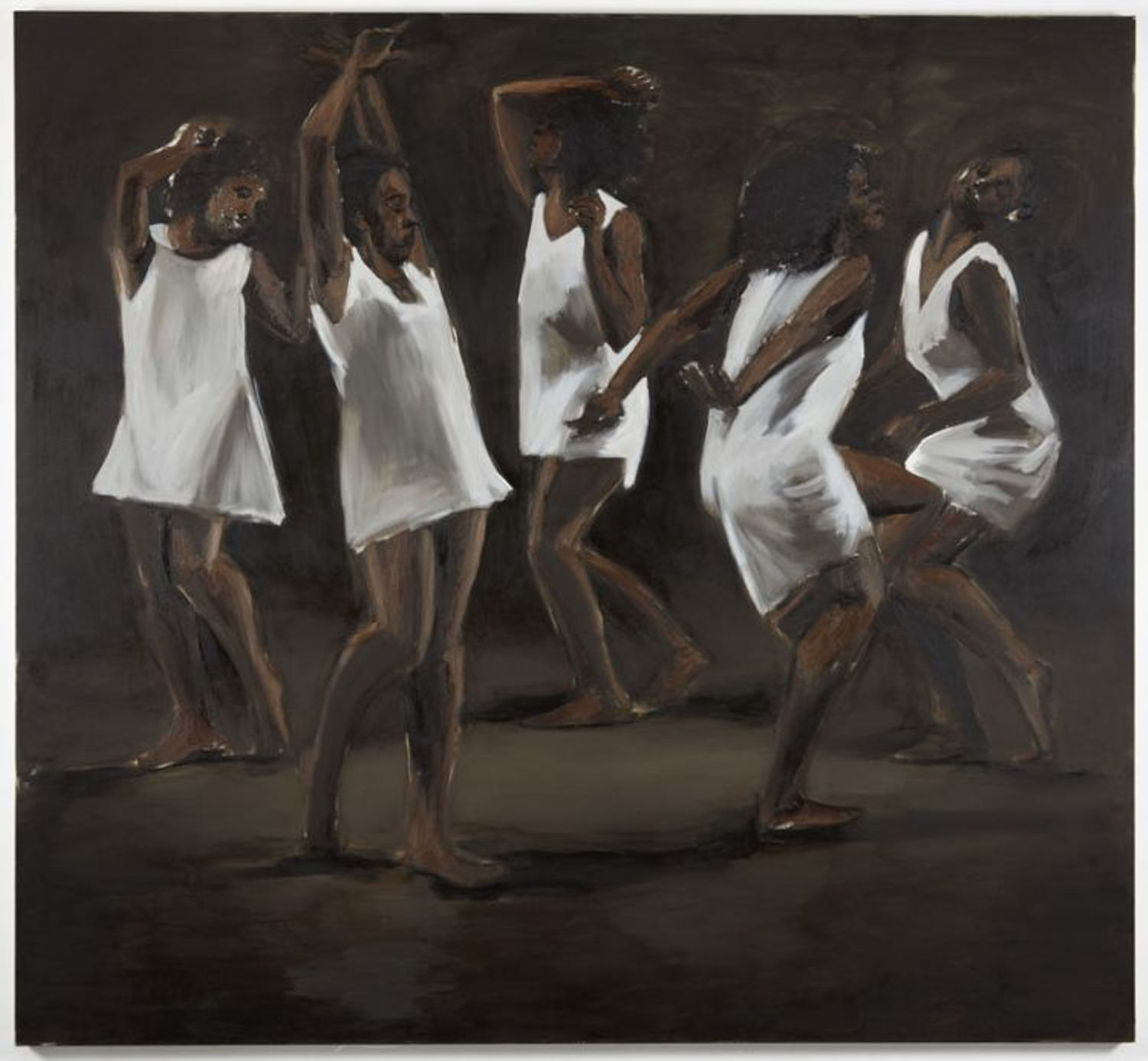 Lynette Yiadom-Boakye, The Hours Behind You, 2011