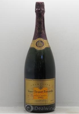 1 magnum Vintage Réserve Veuve Clicquot Ponsardin 1995 iDealwine Estimation basse: 250 €