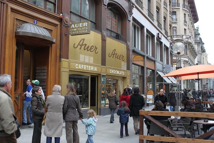 Chokladbutiken Auer Chocolate