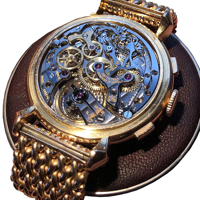 Vacheron Constantin est l'un des leaders de la haute horlogerie