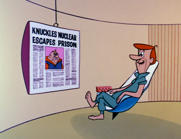 """""""The Jetsons""""."""