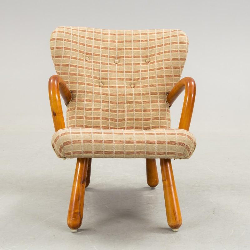 """""""Åke"""" Armchair, Agunnaryd for IKEA, 1950sSold at Bukowskis"""