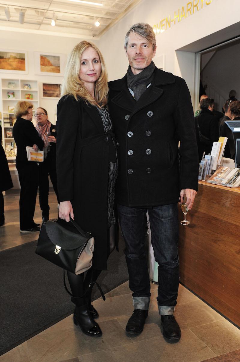 Joanna Sundström och Johan Lindskog