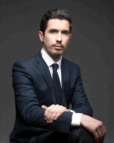 Diego Escobar rejoint FauveParis