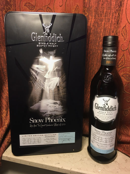Glenfiddich Snow Phoenix Limited Edition