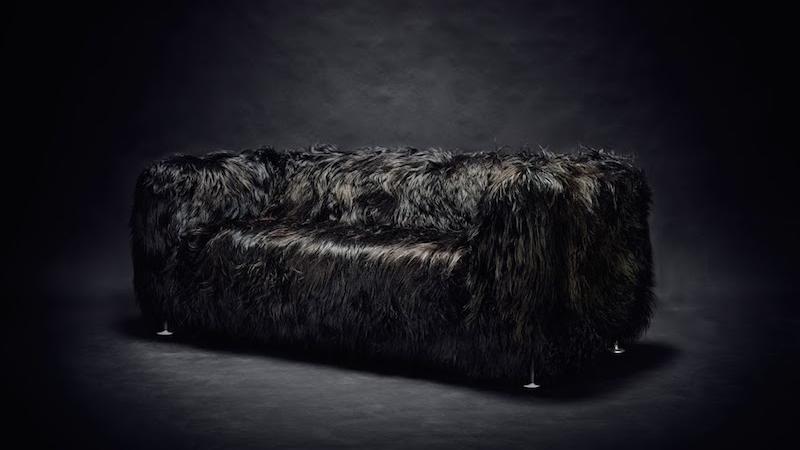 Bemz x Tom Dixon co-lab haute-couture överdrag till IKEA DELAKTIG