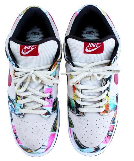 """""""Paris"""" SB Dunk Low, Nike Paddle8"""
