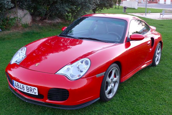 Porsche - 996 Turbo - 2001