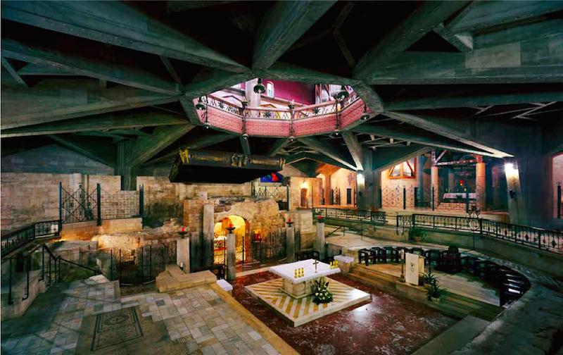 Thomas Struth Basilica of the Annunciation Nazareth Galleri K