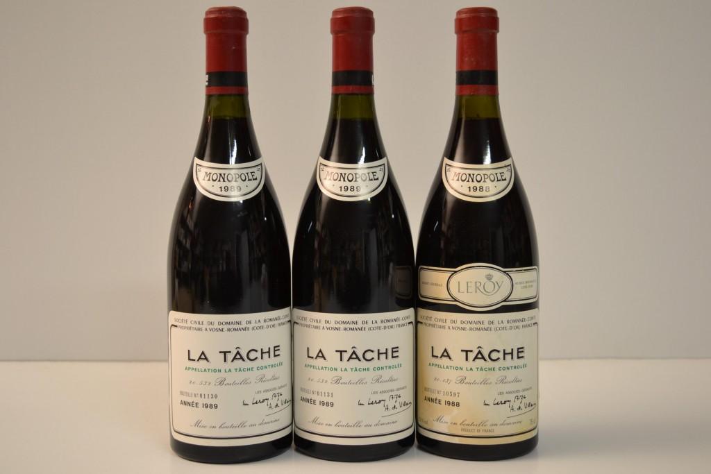 La Tache Domaine de La Romanee Conti, Cote de Nuits, Grand Cru Schätzpreis: 3.100-3.500 EUR