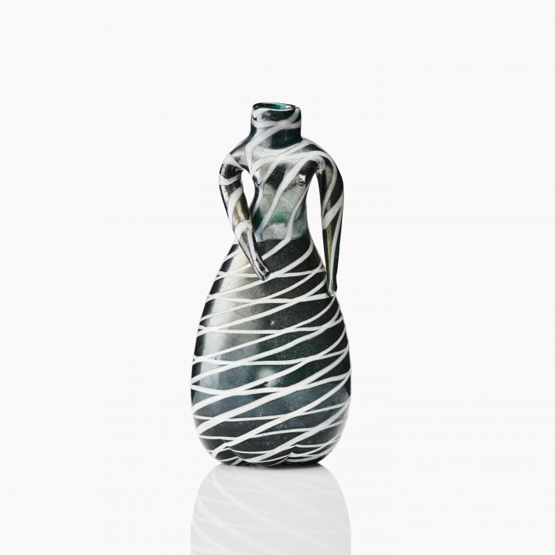 FULVIO BIANCONI für VENINI - Figürliche Vase, Murano um 1950, Schätzpreis 2.100-2.600 Euro