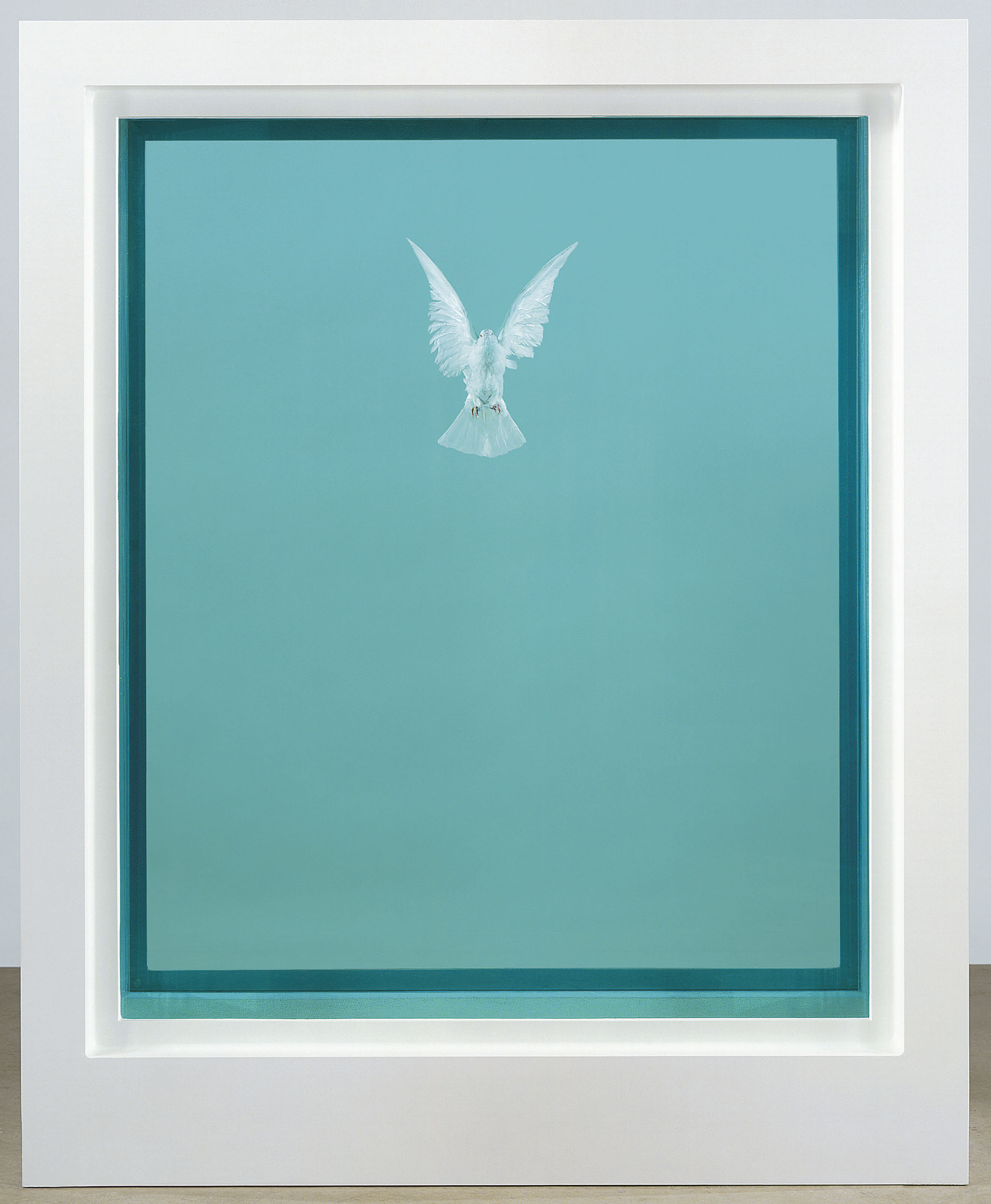 The Incomplete Truth, Damien Hirst, 2006. Photo: Christie's