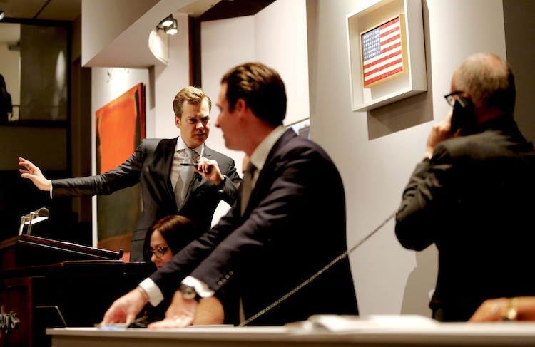 Sotheby´s record year 2014