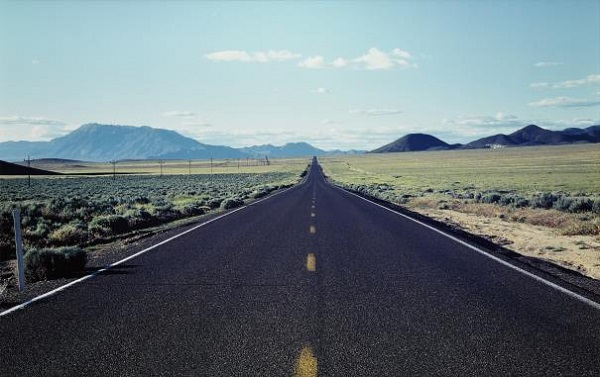 DOUG HALL. Highway 50. Nevada #1