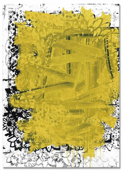 Christopher Wool (b. 1955), Untitled (1995). Estimate: £3 000 000 – 5 000 000 Price realised: £4 898 500 Image: Courtesy of Christie's and De Pury