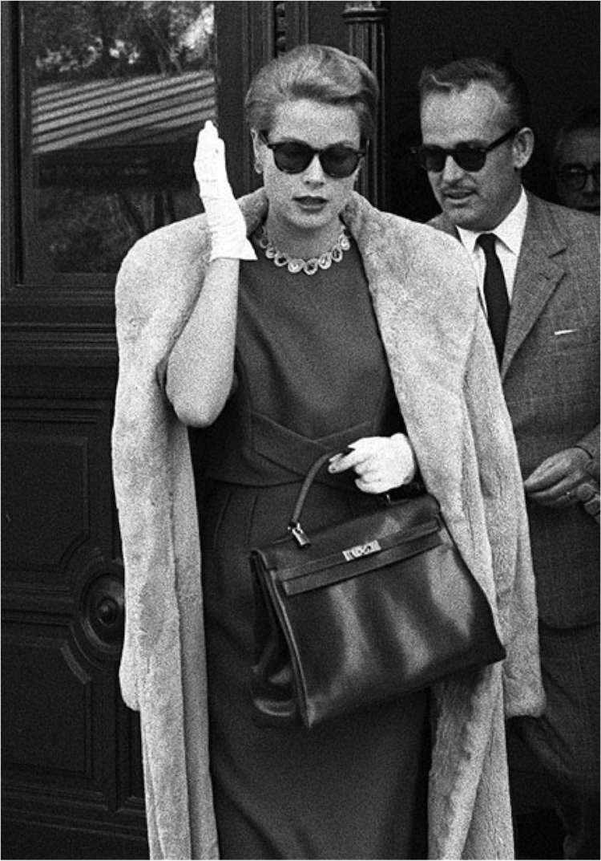 Grace Kelly och The Kelly bag