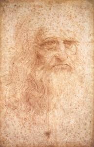 Äußerst erfolgreich auf dem Auktionsmarkt: Der Italiener Leonardo da Vinci
