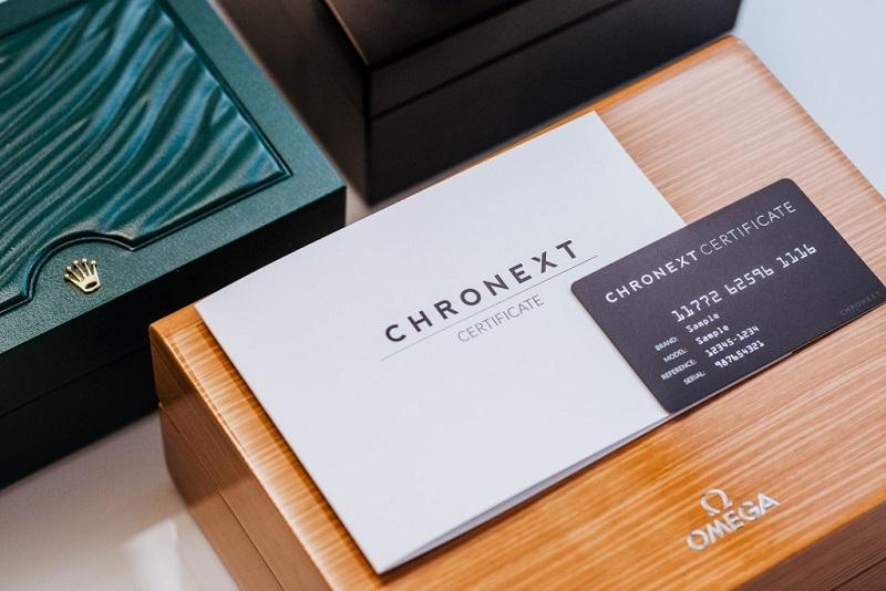 2 Certificado Chronext