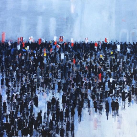 DAVID WHEELER The City, 2015