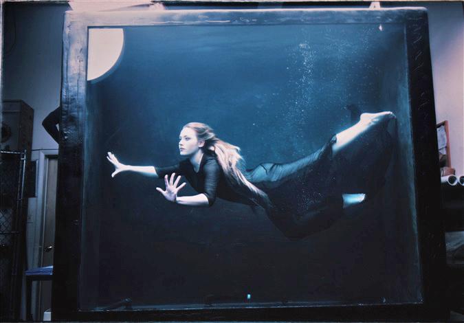 Annie Leibovitz, Kate Winslet, new York 1998. Utrop: 33,100 sek. Senaste bud: 16,500 sek.