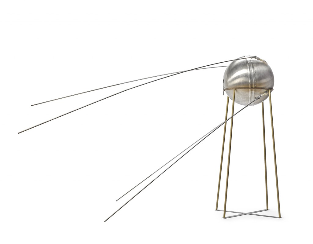 Lab model for Sputnik