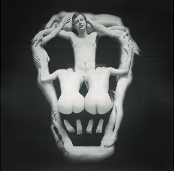 Piotr Uklanski, Untitled (Skull). Utropspris: 998 000 SEK.
