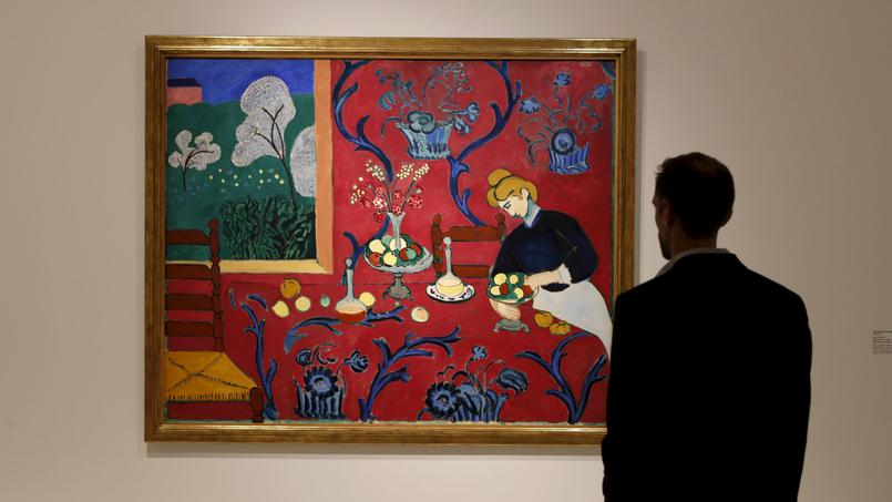 Un nombre record de 1,2 million de visiteurs s'était déplacé pour admirer la Collection Chtchoukine Crédits Photo: François Bouchon