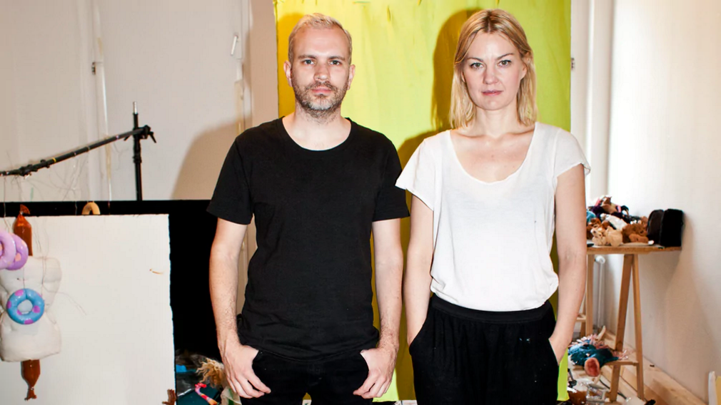 Hans Berg & Nathalie Djurberg. Foto: David Neman