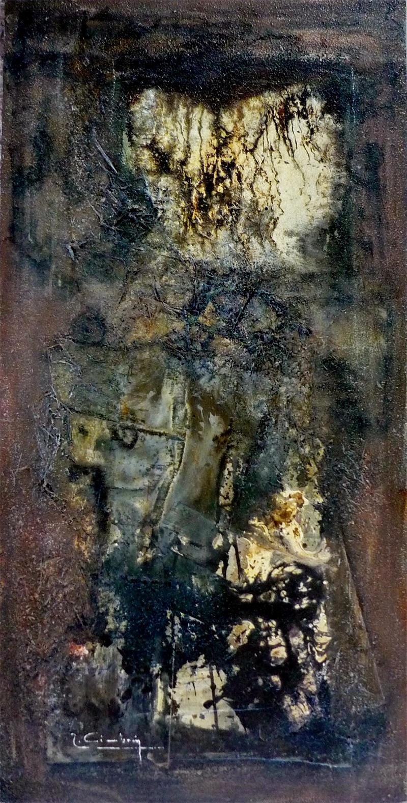 """MIGUEL ROBLEDO CIMBRÓN. """"Paz en la Oscuridad"""" (2011)"""