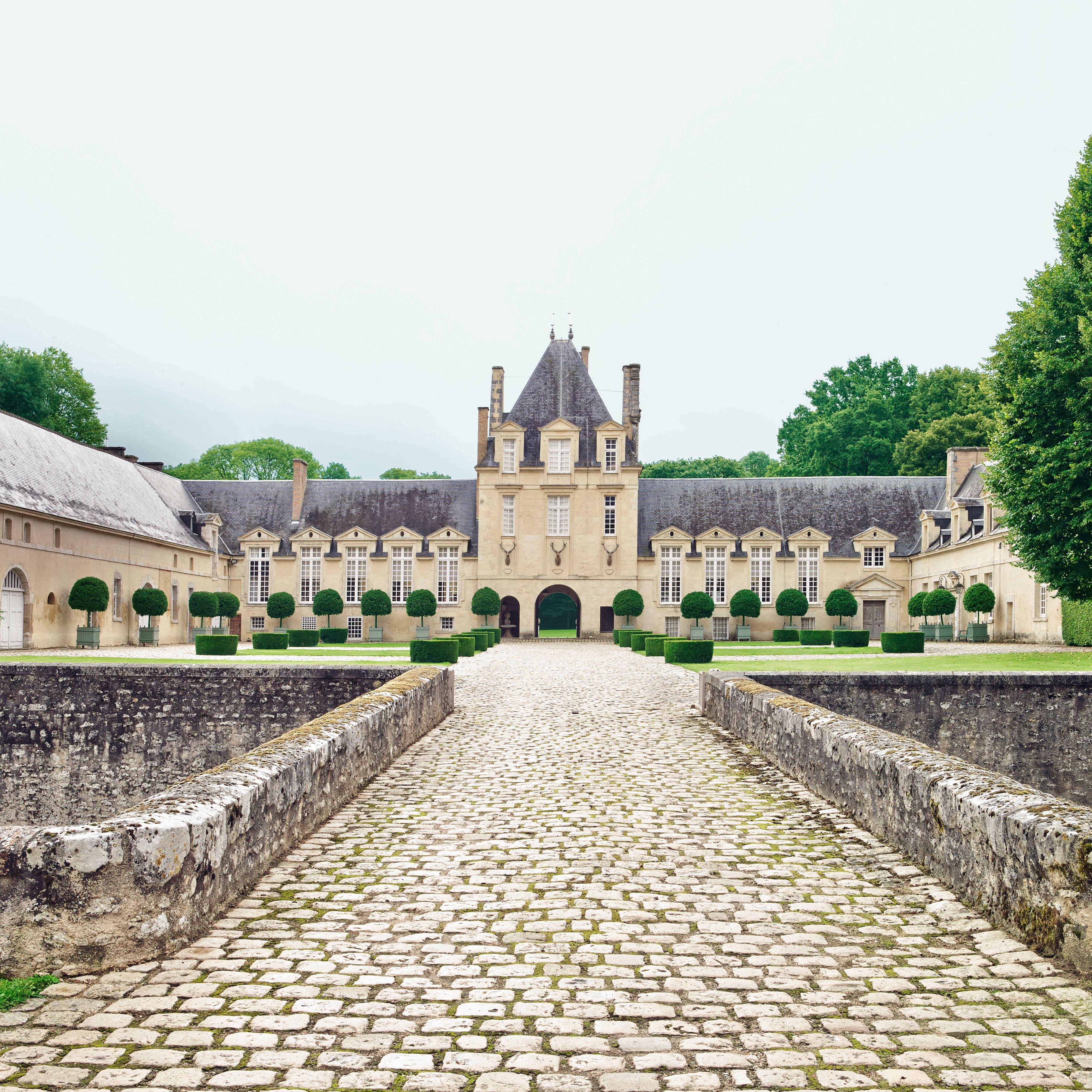 Chateau du Jonchet. Image: Architectural Digest