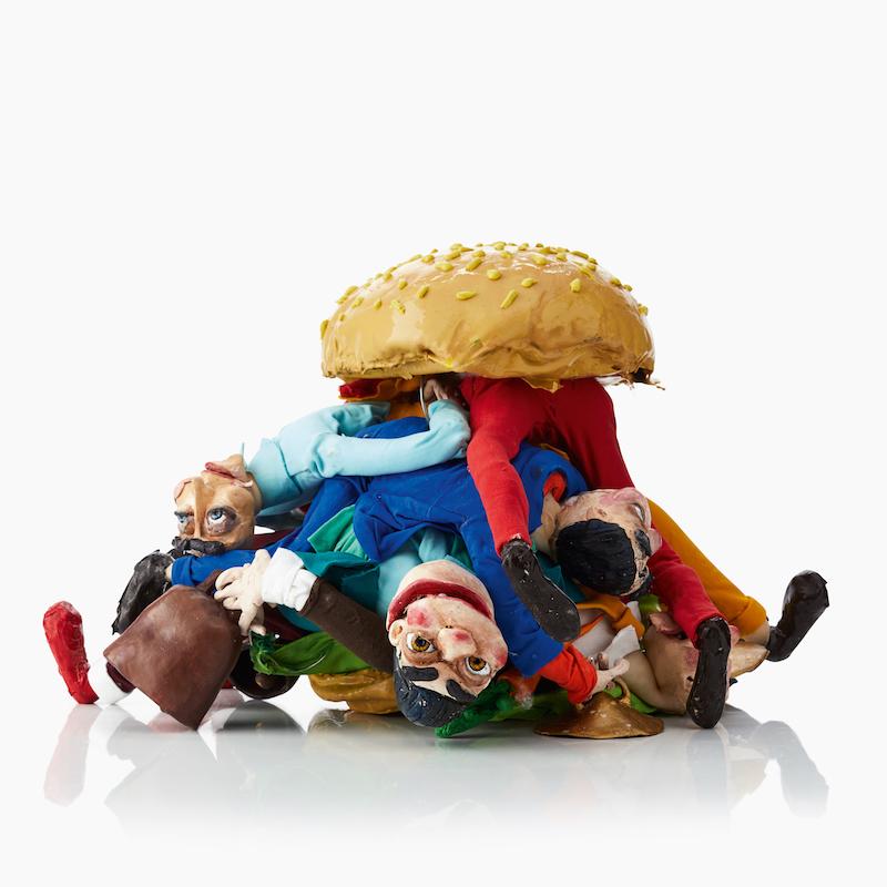 """Nathalie Djurbergs """"Hamburger"""" ropas ut för 750 000 - 1 000 000 kronor"""
