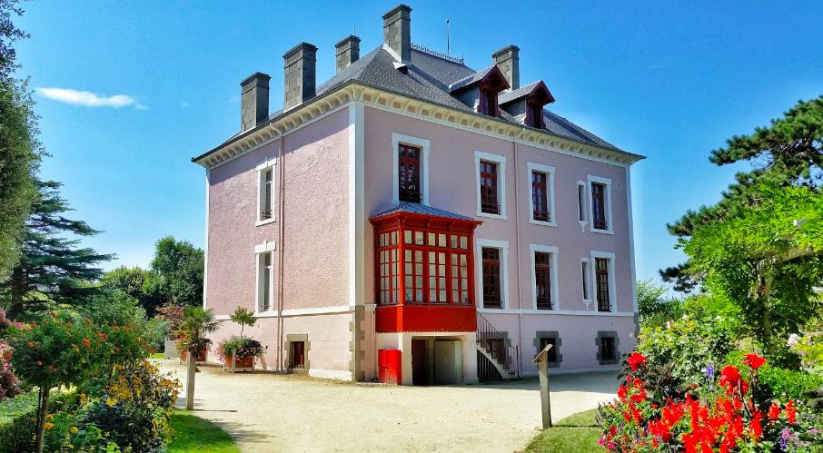 Musée Dior in Granville, France