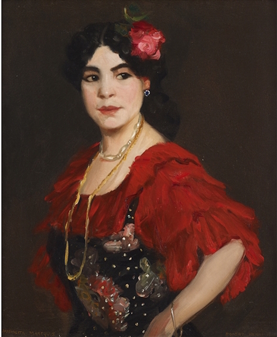 Robert Henri portrait