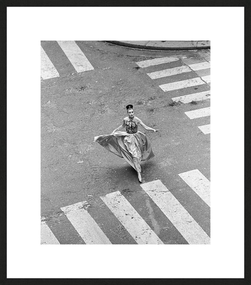 Fotografía de BART VAN LEEUWEN. Dior París. Edición limitada