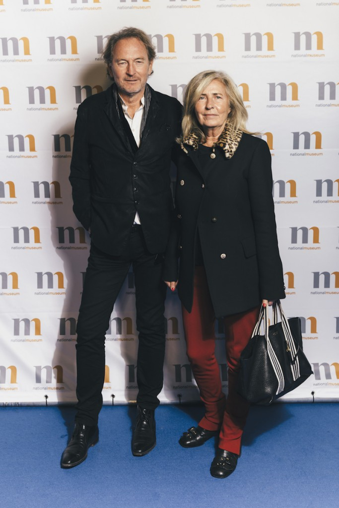 Tomas Ledin och Denise Grünstein