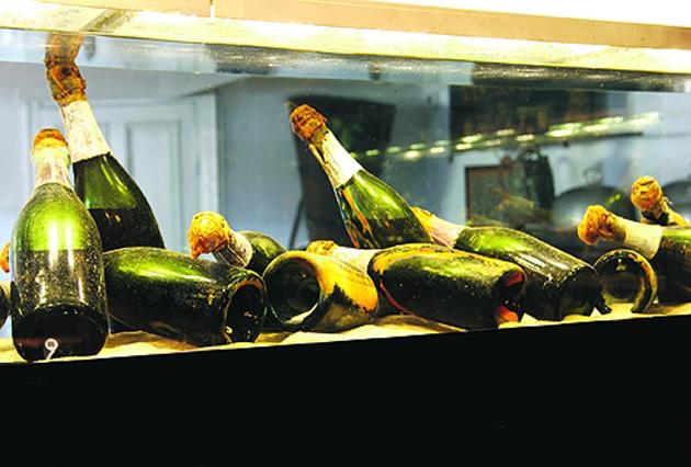 Dufweholm-champange_bärgad champagne_