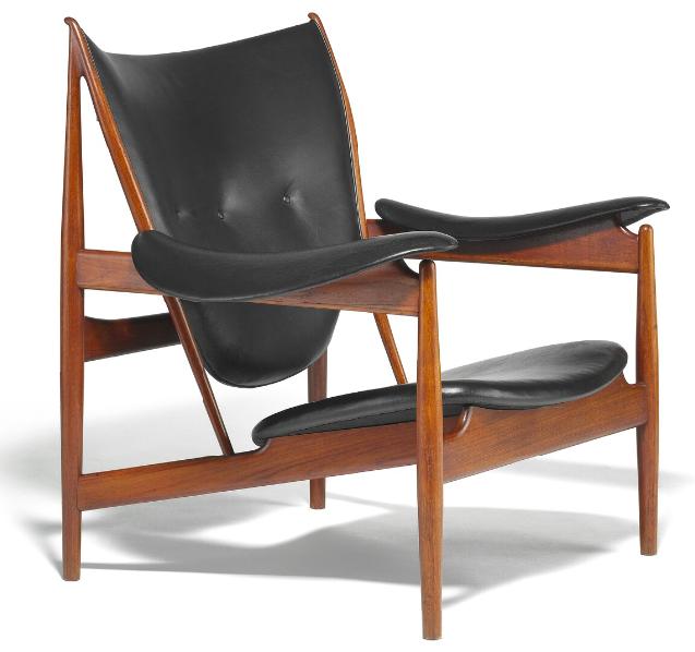 """FINN JUHL """"Chieftain Chair"""", 1948/1960er Jahre"""
