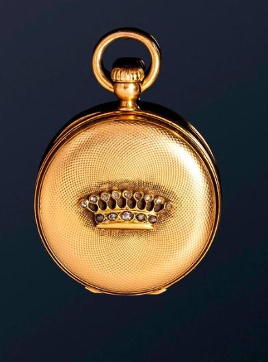 Patek Philippe gold soap-bar watch