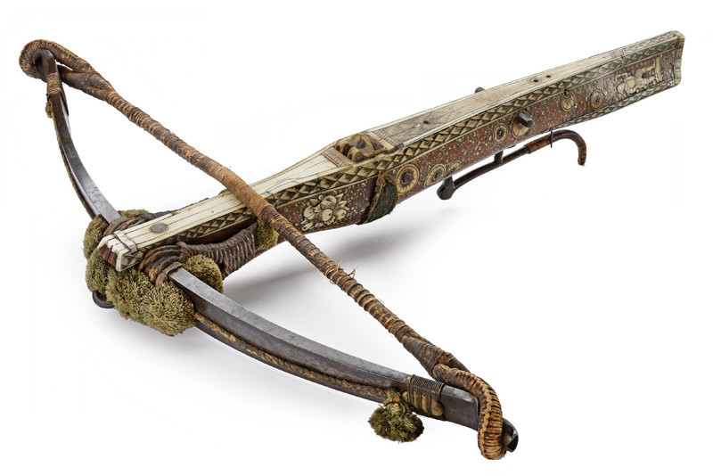 Crossbow, Germany, early 17th century