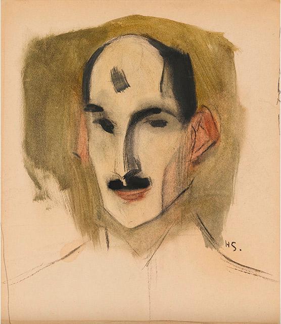 Fäktaren, 1924. Utrop: ca 650.000-900.000 kronor. Sotheby's