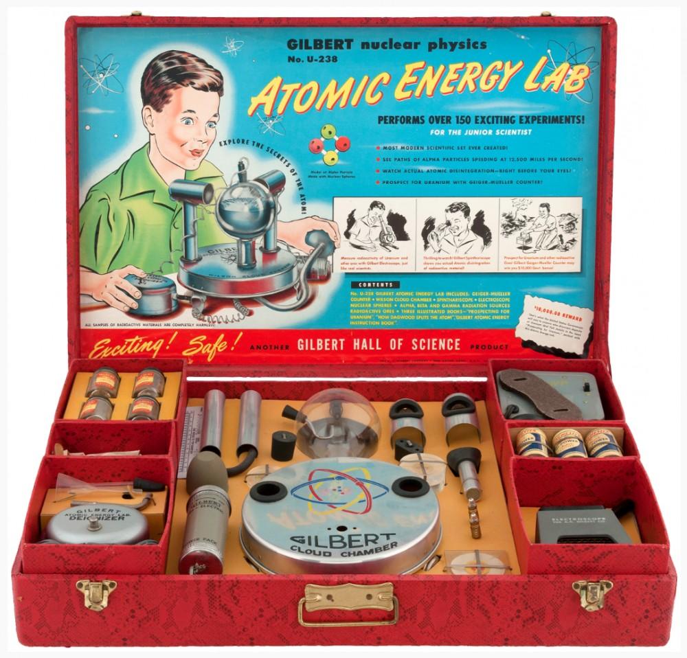 Gilbert Atomic Energy Lab