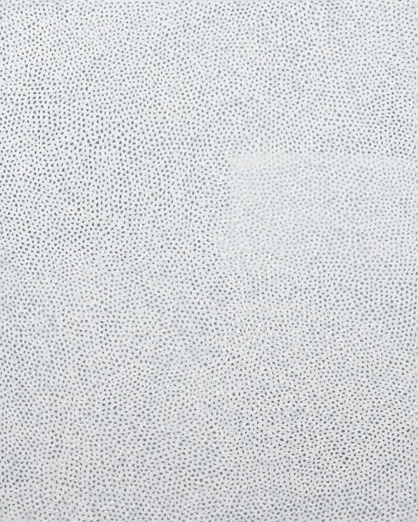 Yayoi Kusama, White No. 28