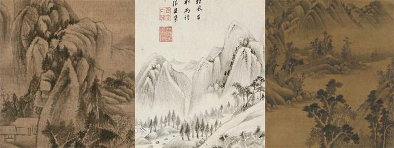 圖片取自:Barnebys.hk過去成交價網 董其昌DONG QICHANG (1555-1636)