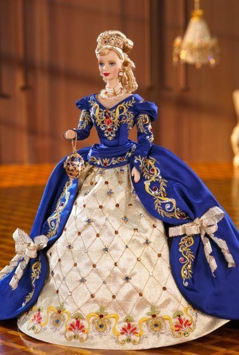 Fabergé ™ Imperial Elegance ™ Barbie®, 1997