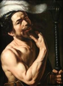 Louis Finson (1580-85 - 1617) Autoportrait Musée des Beaux-Arts de Marseille