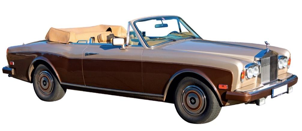 ROLLS-ROYCE - 'Corniche'-Cabriolet, Großbritannien, Rolls-Royce Motors Limited, 1986 Taxe: 58.000 EUR