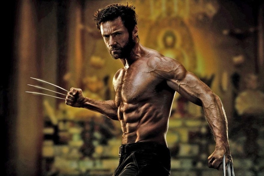 Hugh Jackman en Wolverine Photo: 20th Century Fox via gq.com