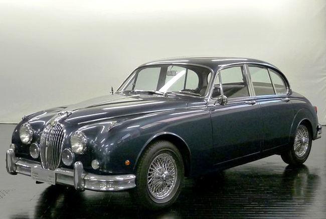 Jaguar MK II, 3,8 liter, 1962. Utropspris: Schätzpreis: 630 000 - 820 000 kronor.